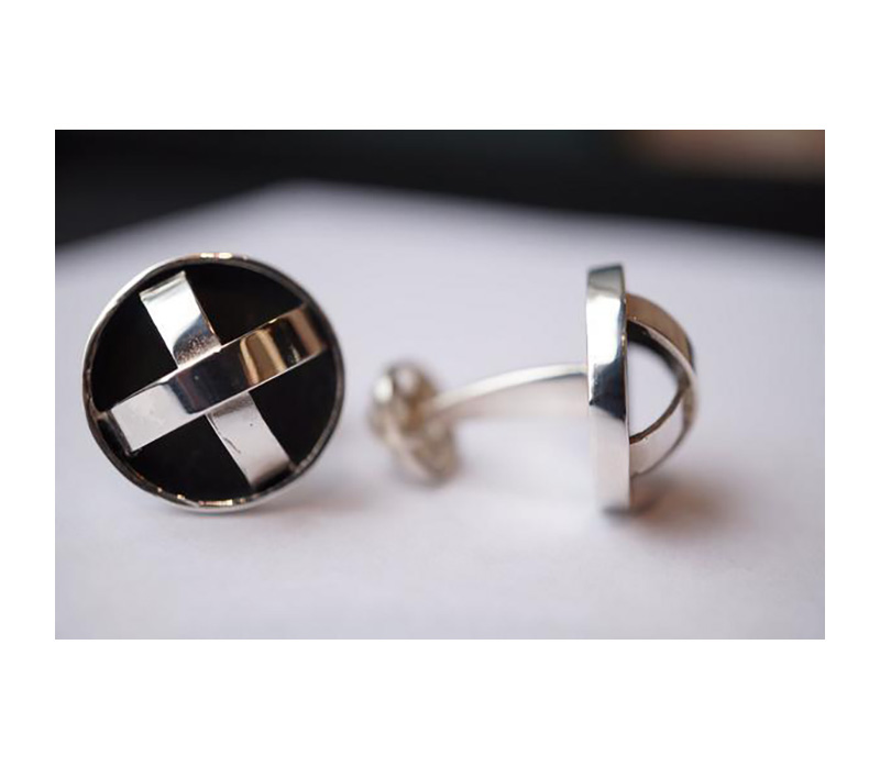 Medival Ball Cuff Links