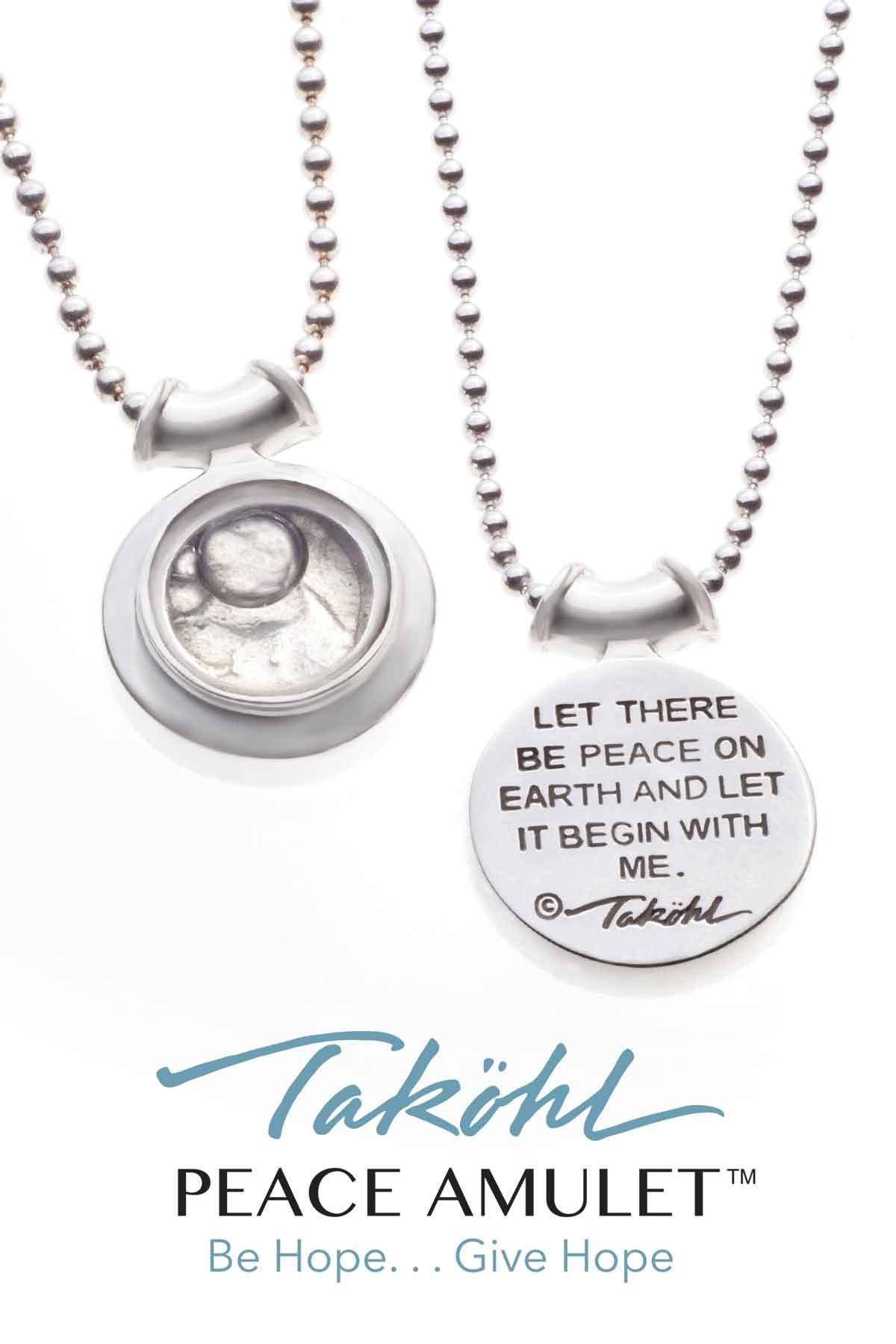 Takohl Peace Amulet